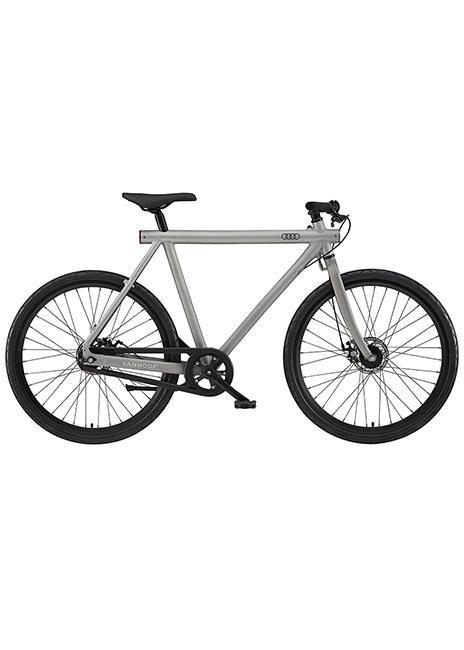 Audi. #ACMS800: Vanmoof D Series Bike - Gray