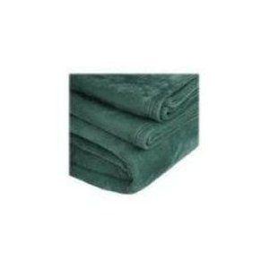King Martex Vellux Blanket Hunter Green