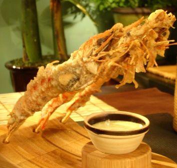 Episode 717: Colossal Shrimp Spiced Tempura with Lemongrass Aioli