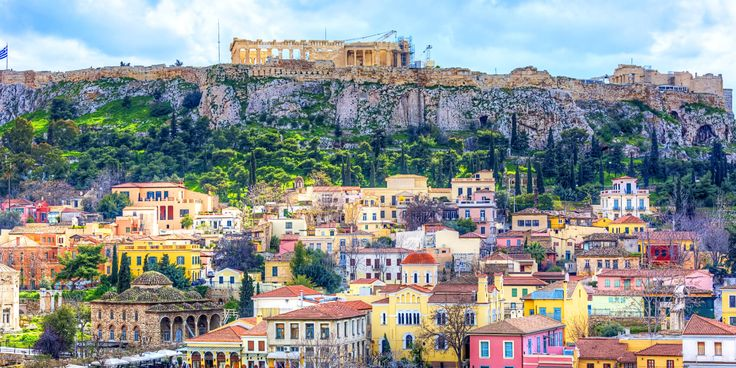 What to do in Athens - beyond climbing the Acropolis