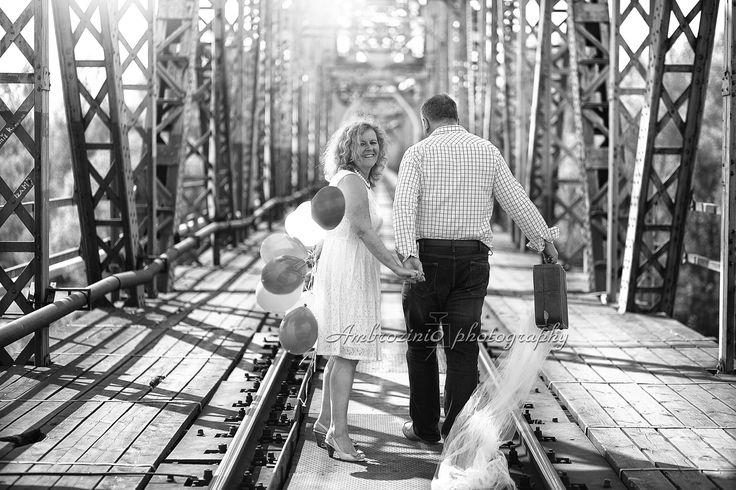 Sesja na rocznicę ślubu.