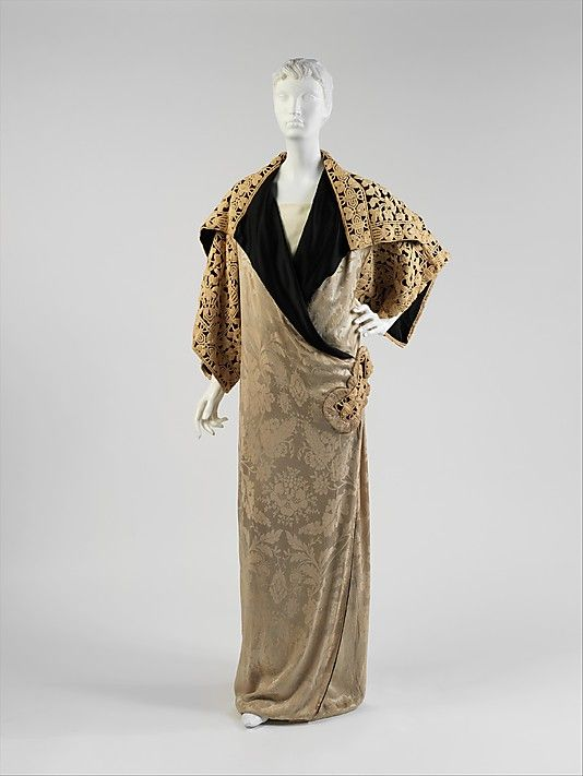 Paul Poiret   (French, Paris 1879–1944 Paris) 1911