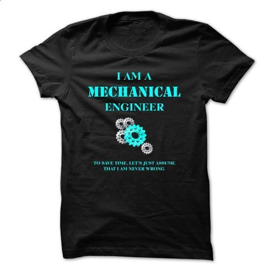 Im a Mechanical Engineer - #clothing #red sweatshirt. I WANT THIS => https://www.sunfrog.com/LifeStyle/Im-a-Mechanical-Engineer-44390278-Guys.html?60505