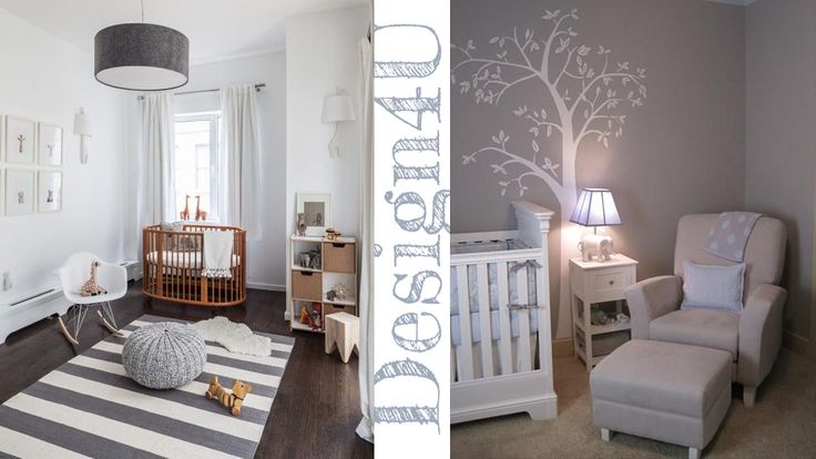 Idee per camerette neonati- Nursery – Design4U