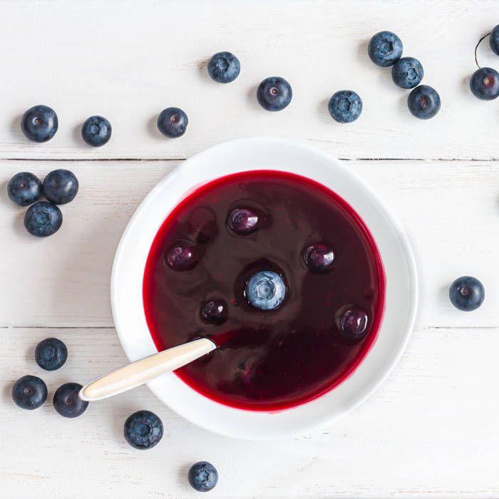 Blåbärssoppa – recept
