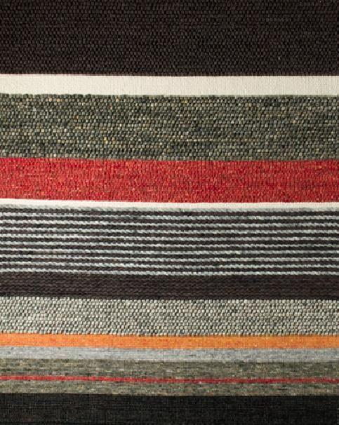 Karpet Perletta Structures Mix 2, maak en ontwerp zelf uw vloerkleed