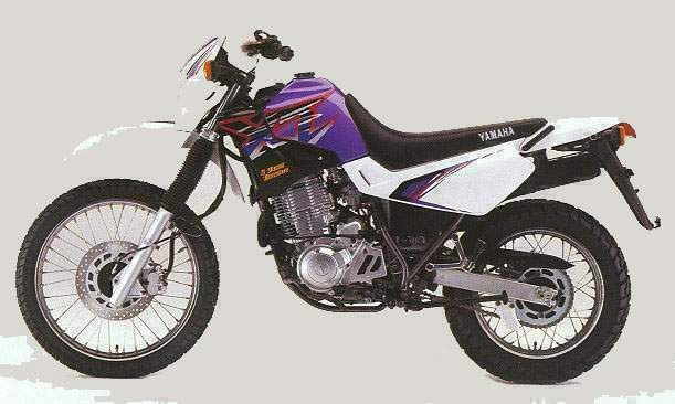 yamaha xt 600 e: Photos, Motorcycle