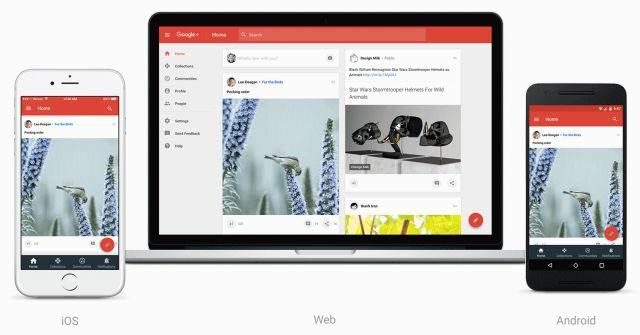 Google+ Redesigned : How to get New Google+.  See More at- http://techclones.com/