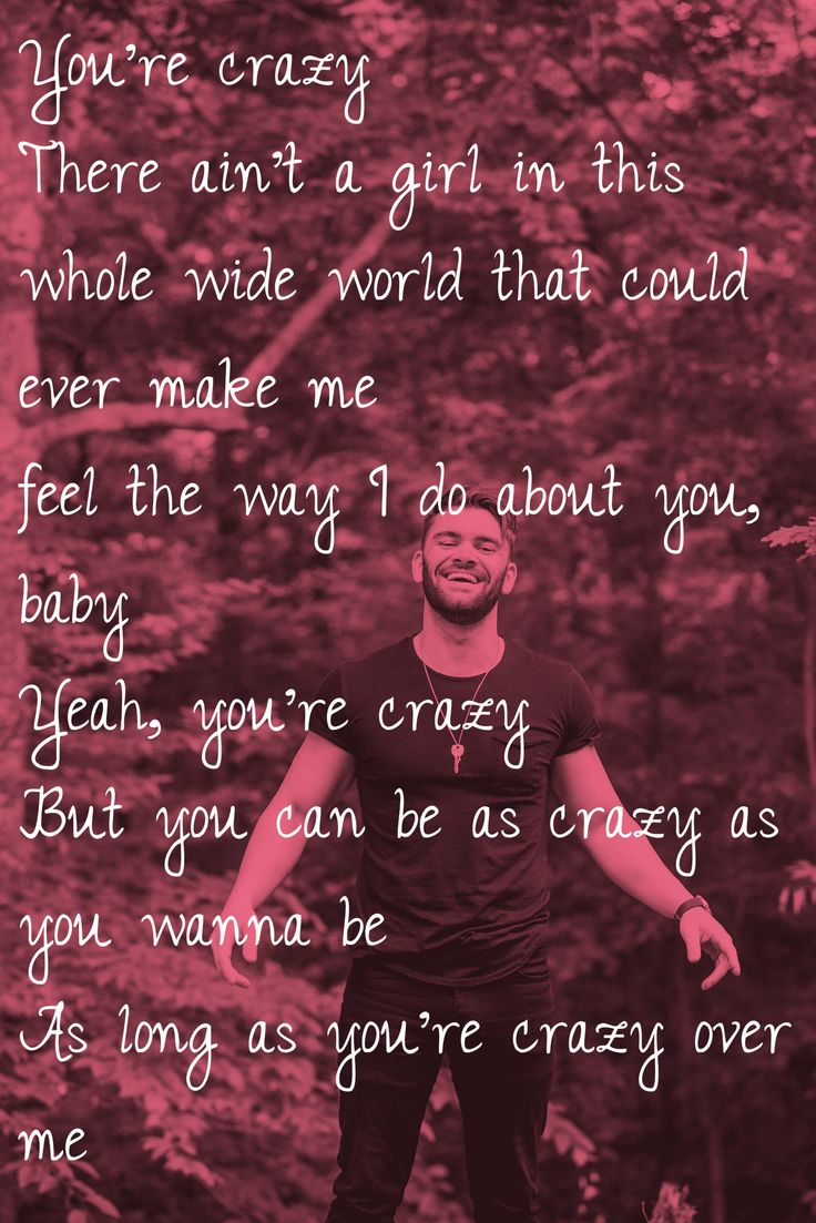 Crazy Over Me Dylan Scott Country Song LyricsSong