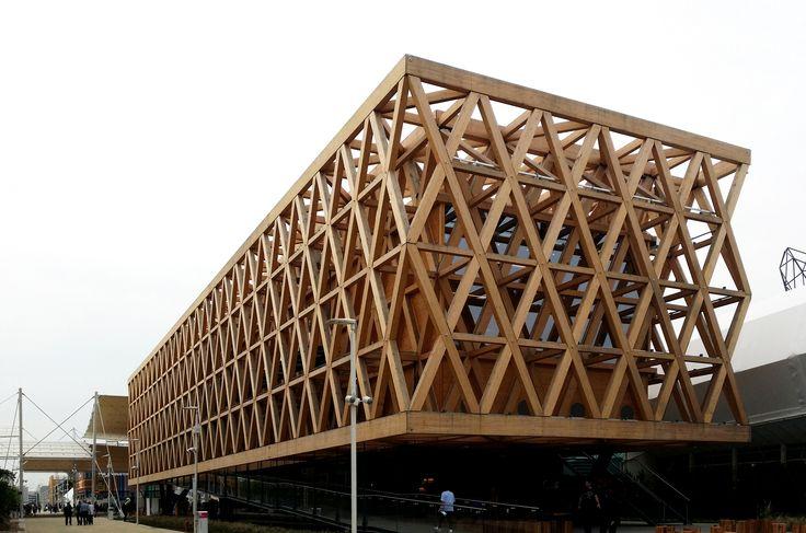 Galeria - Cristián Undurraga fotografa seu pavilhão chileno na Expo Milão - 2                                                                                                                                                                                 Mais