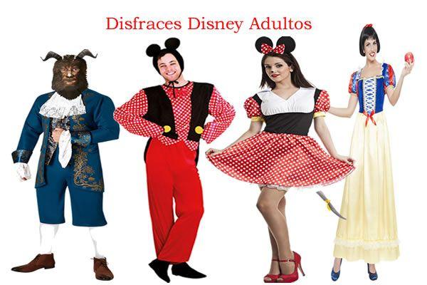 Ideas de los mejores disfraces disney adultos