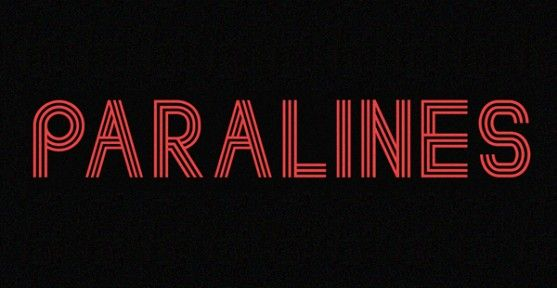 Paralines Free Font