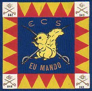 Esquadrão de Comando e Serviços do Batalhão de Cavalaria 345 Angola