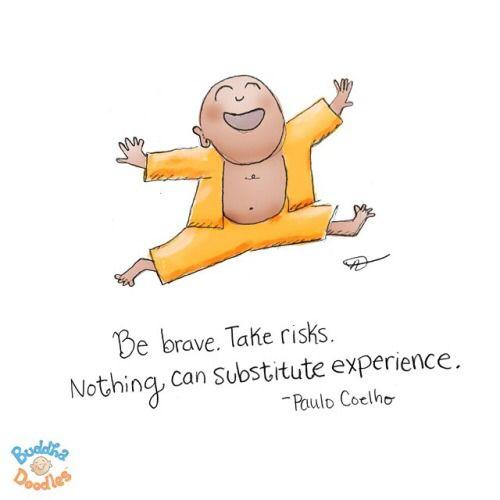 ... nichts kann die eigene Erfahrung ersetzen ...