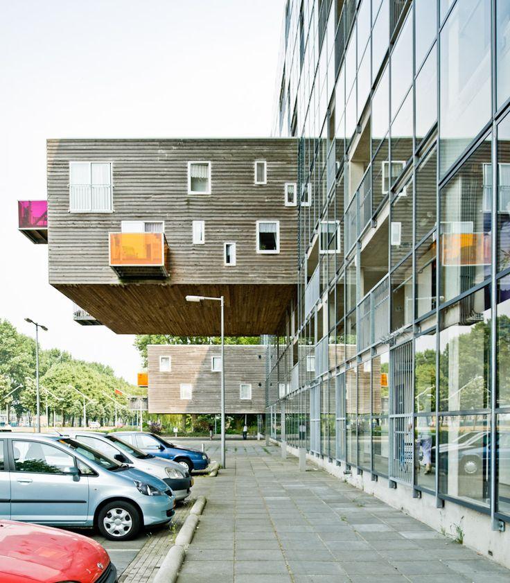 mvrdv - Wozoco, Amsterdam