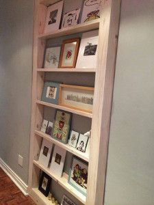 Picture shelves http://www.woodworker.co.za/listing/shallow-shelves/