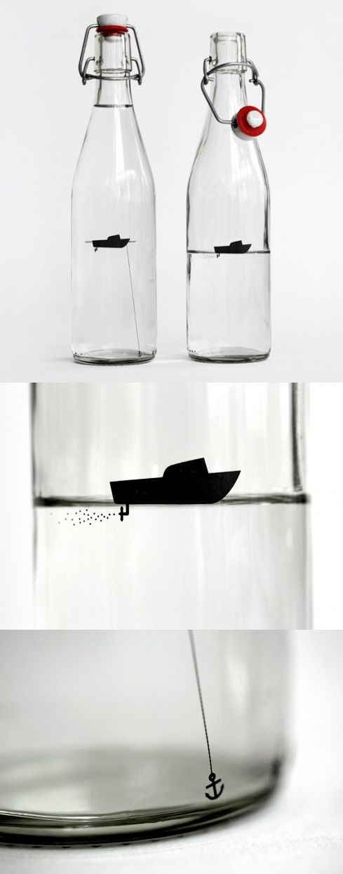 Designers Anonymous Water Bottle
