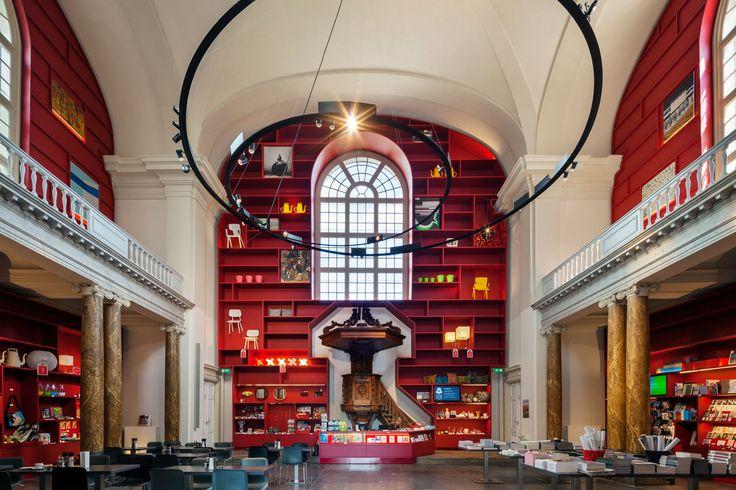 Stedelijk Museum Schiedam Transformation