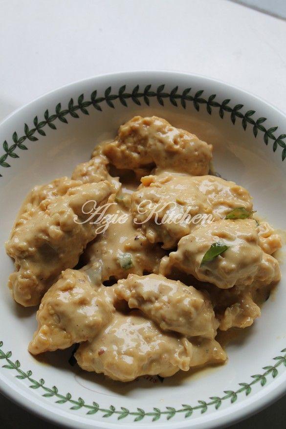 Azie Kitchen: Butter Chicken Yang Sangat Sedap