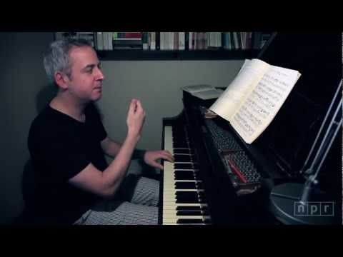 """Jeremy Denk - Bach's Goldberg Variations: Streams and Eddies.  A feature of Jeremy Denk's work as a pianist – a blisteringly original, thoughtful one at that – is his parallel skill at writing about music. In this unrushed, transparent, unmannered account of the Goldbergs, he provides an invaluable DVD of """"video"""" programme notes, a bonus for anyone still trying to comprehend these variations"""