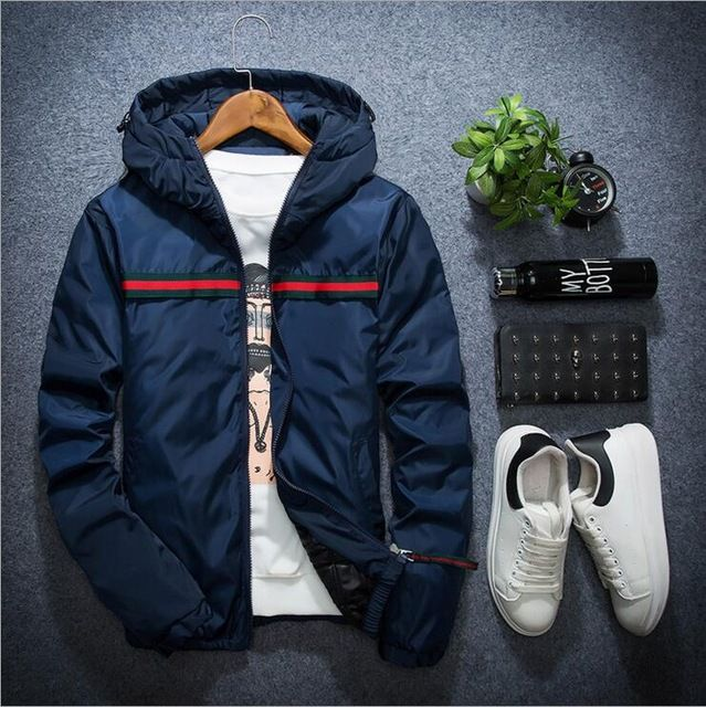 Buy now M-4XL 2016 New Brand Jacket thick men hooded jackets man Coat autumn winter hombre Baseball Black Mens warm jacket Fashion just only $21.66 with free shipping worldwide  #jacketscoatsformen Plese click on picture to see our special price for you