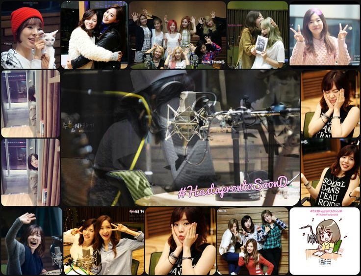 Sunny FM Date SNSD Girls' Generation MBC 2015