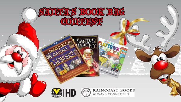 We've partnered with our friends at Raincoast Books to put together a prize package of seasonal reading and playing delights for the young children in your lives to enjoy into the New Year!  There are 10 prize packages to be won! All you have to do is fill out the entry form below and submit it for your chance to win.  On December 4, VisionTV becomes the Nation's Christmas Station once again with our 4 Weeks of Christmas special programming including movies, comedy, concerts and heartwarming…