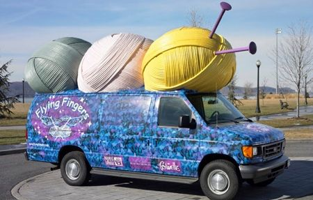 we need a yarn bus