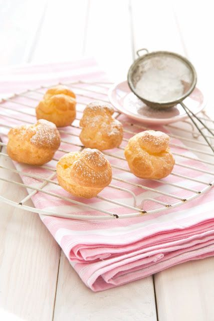 The Kate Tin: Choux Pastry