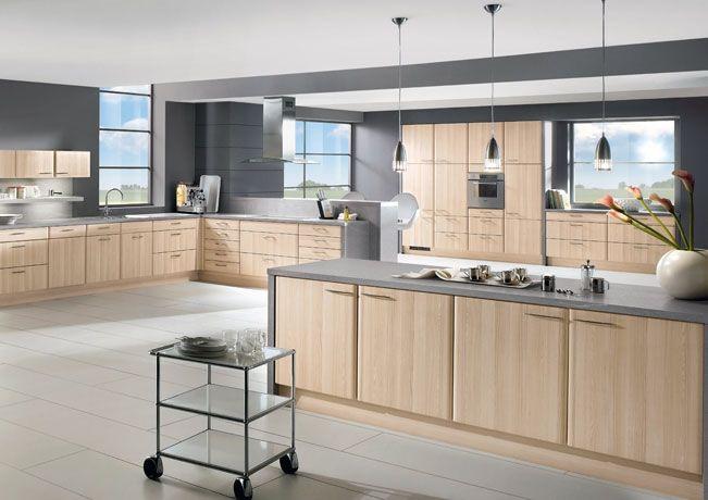 Image Result For Light Ash Kitchen Cabinets Ash Kitchen Cabinets