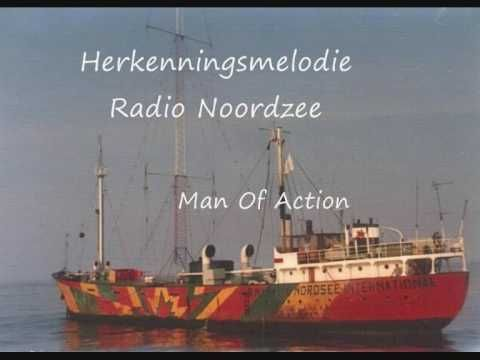 Herkenningsmelodie Radio Noordzee: Man of Action