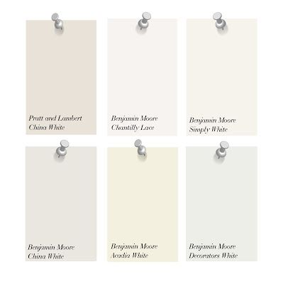 Shades Of White Designers Favorites And Their Favorite Shade Of White 39 S Are 1 Kelly