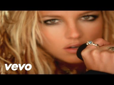 Britney Spears - I'm Not A Girl, Not Yet A Woman - YouTube