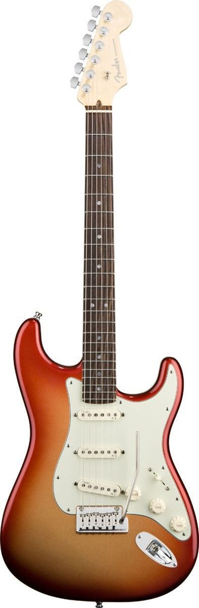 Clearance | Fender American Deluxe Stratocaster Electric Guitar