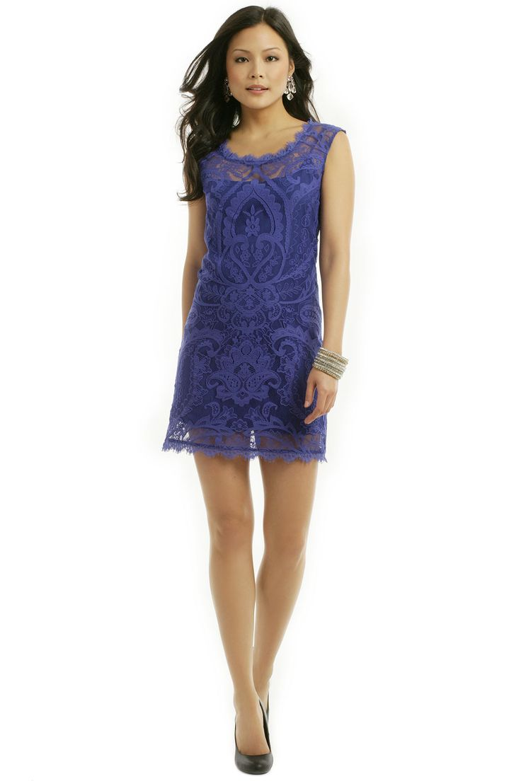 Fall weddings...Rent Ocean View Sheath by Nicole Miller for $50 only at Rent the Runway.