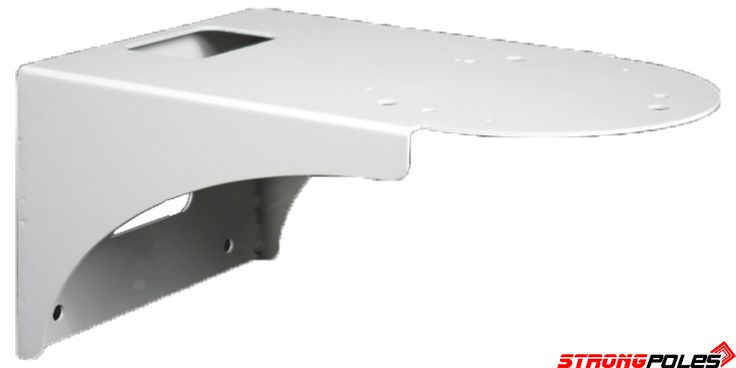 Check out one of our newest products here: https://www.strongpoles.com/top-mount-ptz-camera-platform/?utm_content=buffer64e83&utm_medium=social&utm_source=pinterest.com&utm_campaign=buffer  This mounting platform is to be used in conjunction with either the 8 x 10 Mounting Platform (Birdhouse), if it is at the top of the pole, or the Wrap-around Platform if it is to be lower on a SteadyMax pole.  #topmountptzplatform #steadymaxpoles