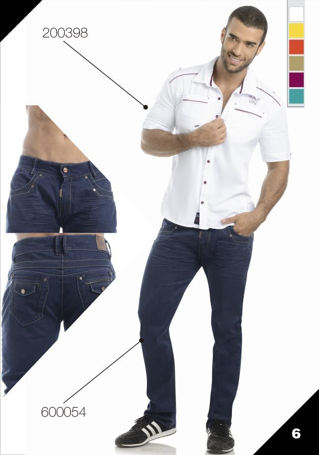 Ref: 200398 / 600054 Ropa de moda para hombre / Mens fashion clothing Sexy, yet Casual Mens Fashion #sexy #men #mens #fashion #neutral #casual #male #males #guy #guys #hot #hotlooks #great #style #styles #hair #clothing #coolmensoutfits www.ushuaiajeans.com.co
