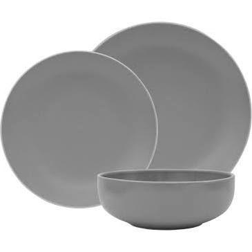 grey dinner set - Google Search