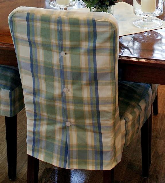 17 mejores imágenes sobre dining chair slip covers en Pinterest ...