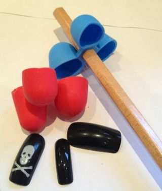 blog post about early years foundation stage pencil grip #abcdoes #markmaking #pencilgrip
