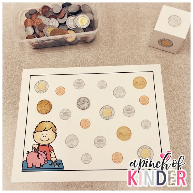 A Pinch of Kinder: Canadian Coin Centre: Roll, Find, Match & Cover