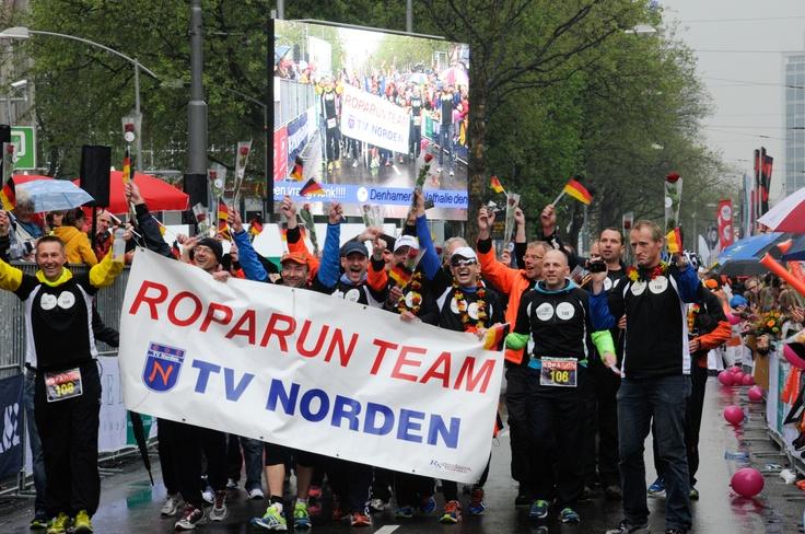Team 108 Norder Energie team - uit Duitsland