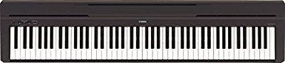 Yamaha P 45 Digital Piano Black