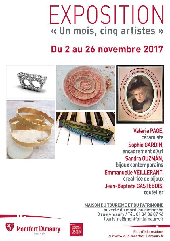 Exposition/vente Montfort L'Amaury