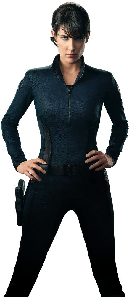 Comic Con possibility: Maria Hill