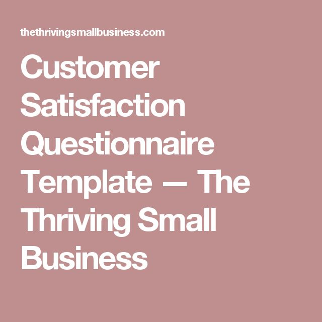 Customer Satisfaction Survey Questions  Sample Templates You Can