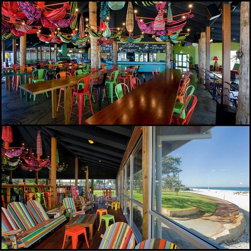 Clancy's Fish Pub in Perth, Western Australia
