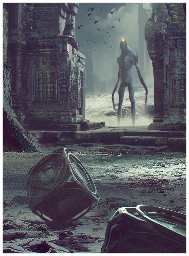 ArtStation - Lost artifacts, Alexandr Malex