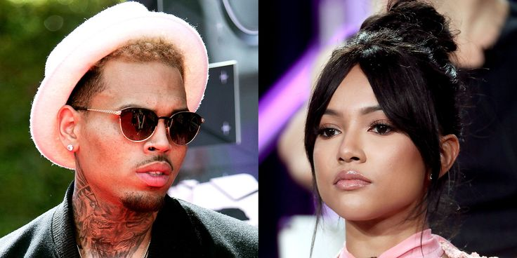 Chris Brown Responds to Karrueche Tran's Claim of Physical Abuse