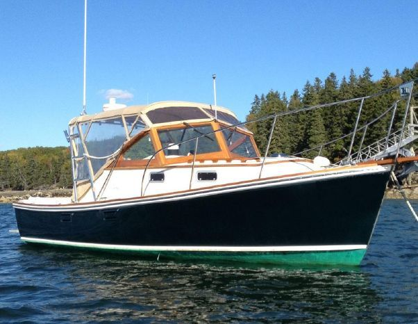 1996 Dyer 29 Soft Top Power Boat For Sale – www.yachtworld.com